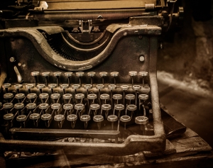 bigstock-Old-rusty-typewriter-39007552